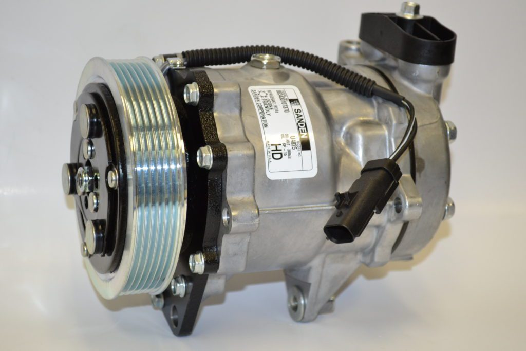 New Original Sanden Compressor 4825  1101292