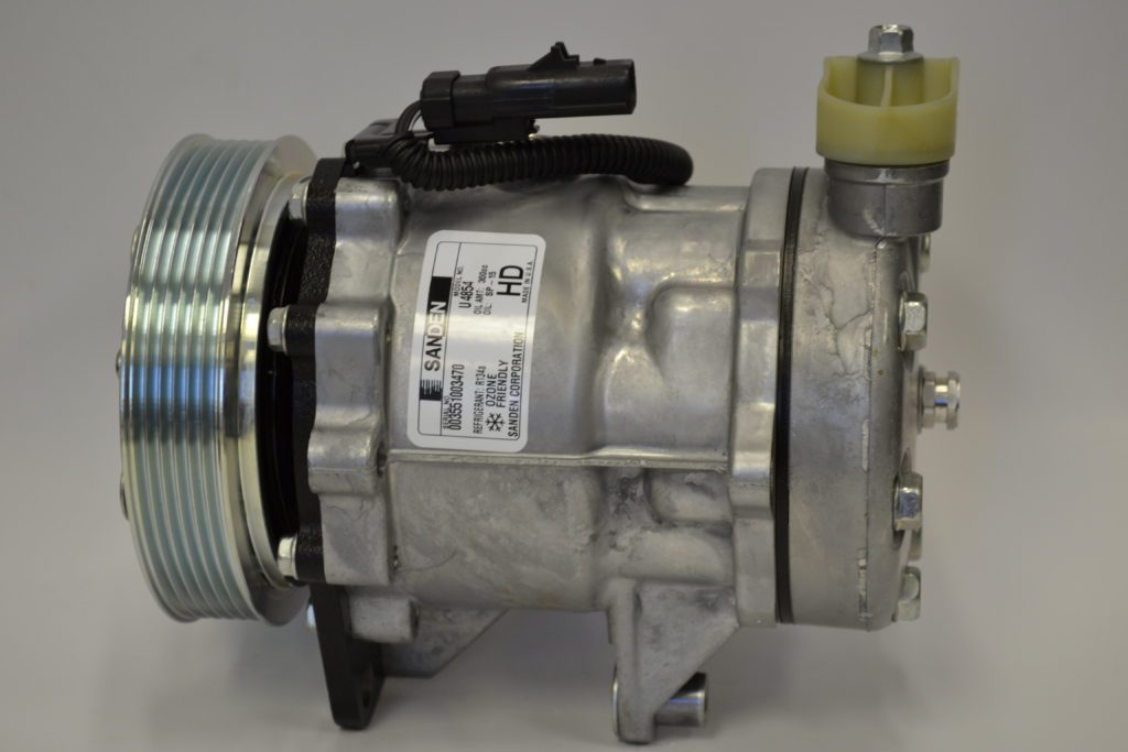 New Original Sanden Compressor 4854  1101297