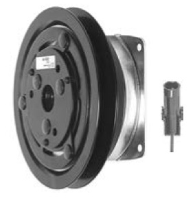 """# of Grooves: 1 Clutch O.D.: 6-5/16"""" 1st Groove: 5/8"""" 2nd Groove: - 1st Mounting Dist.: 2 3/4"""" 2nd Mounting Dist.: - Notes:"""